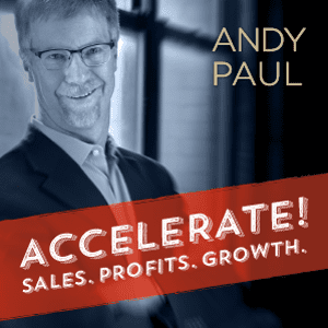 How to Close Sales Without Manipulating Buyers – with @ZeroTimeSelling Andy Paul