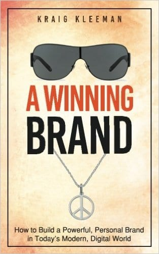 Book Review – A Winning Brand by Kraig Kleeman @Kraig_Kleeman