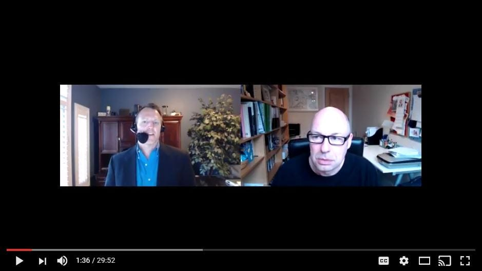 The Perfect Close on Tim Talks w Tim Hughes @Timothy_Hughes