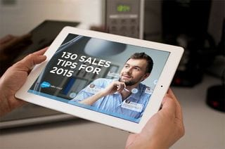 130 Sales Tips for 2015: A New Salesforce E-Book
