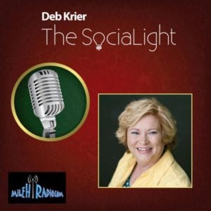 The SociaLight Podcast - Hosted by Deb Krier
