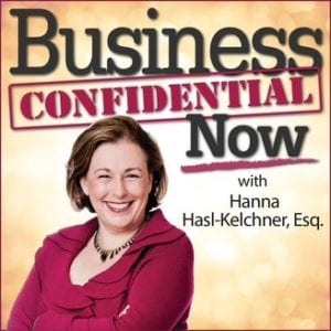 Business Confidential Now with Hanna Hasl-Kelchner