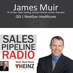 The Perfect Close & 7 Deadly Sins of Closing – Interview with James Muir & @HeinzMarketing on Sales Pipeline Radio