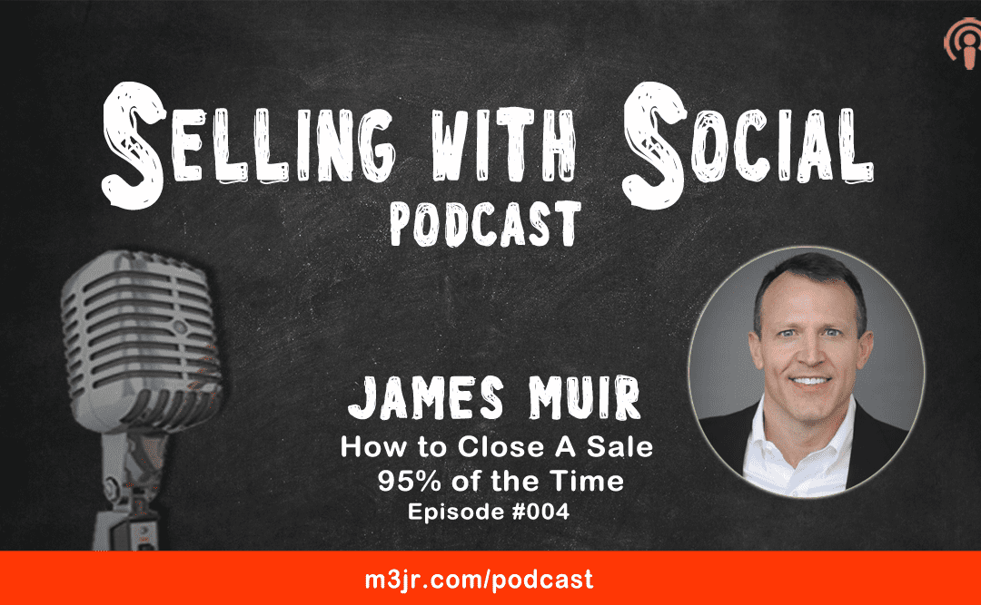 How to Close A Sale 95% of the Time – Interview with @M_3jr Mario Martinez