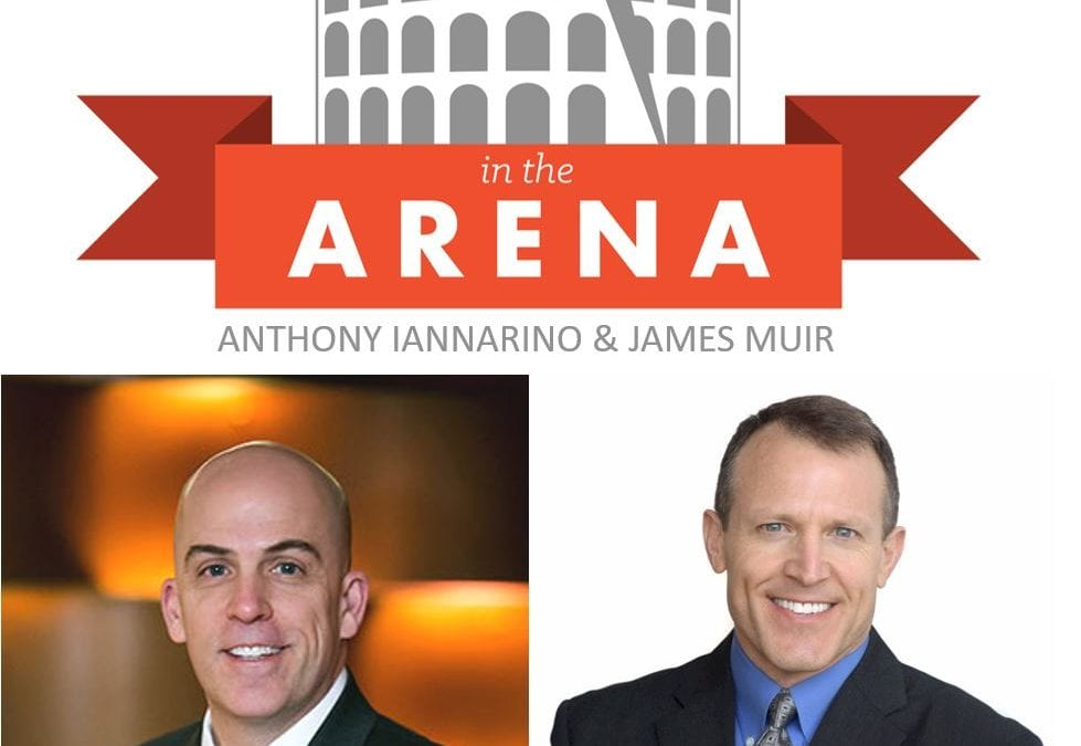 Closing The Sale on with @iannarino on In The Arena