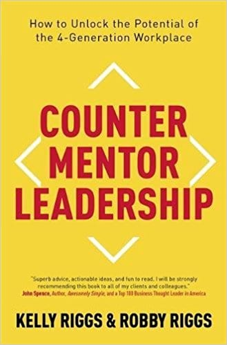 Unlocking Leadership – A Review of Counter Mentor Leadership by Kelly & Robby Riggs @CounterMentors @kellyriggs @robbyriggs