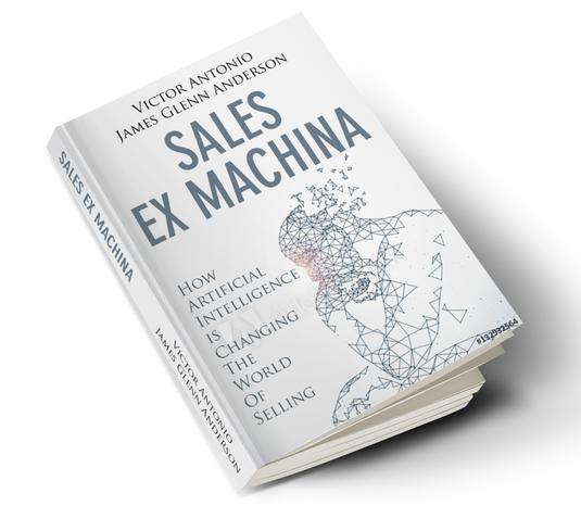 Book Review of Sales Ex Machina by Victor Antonio @VictorAntonio