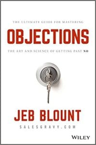 Objections by Jeb Blount